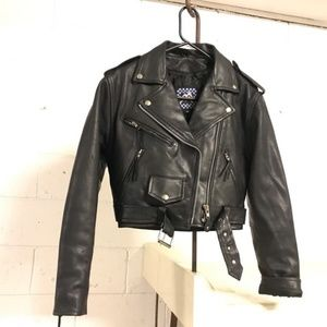 """Jackets & Blazers - MOTO """"put some respect on my name"""" JACKET"""